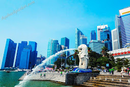Backpackeran ke Singapore...!!! 4 Tempat Wisata Ini Wajib Di Kunjungi