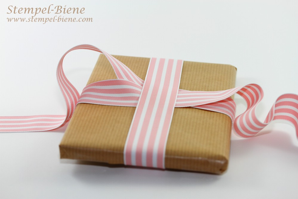 Geschenkideen, geschenke verpacken leicht gemacht, Verpackungsanleitung Geschenke, Stampin Up Sale a bration, Stempel-biene, Sammelbestellugn Stampin Up