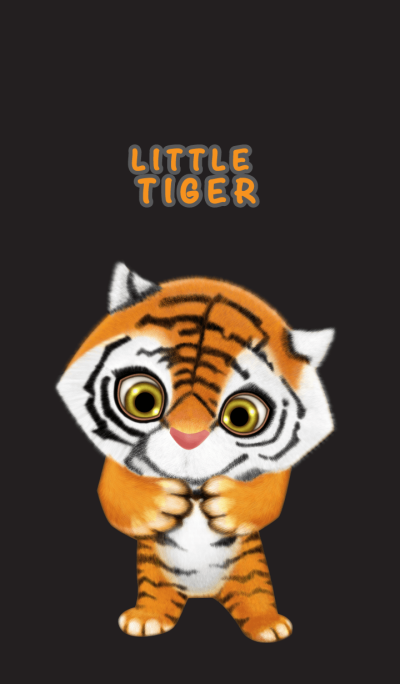 Tiger little