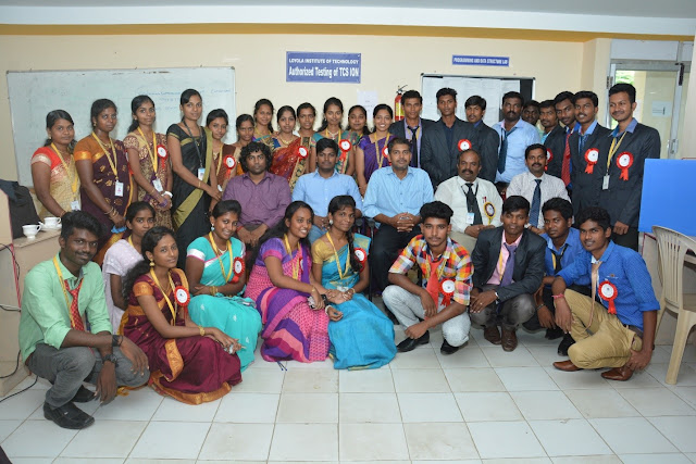 IBM CONDUCTS WORKSHOP AT LOYOLA INSTITUTE OF TECHNOLOGY
