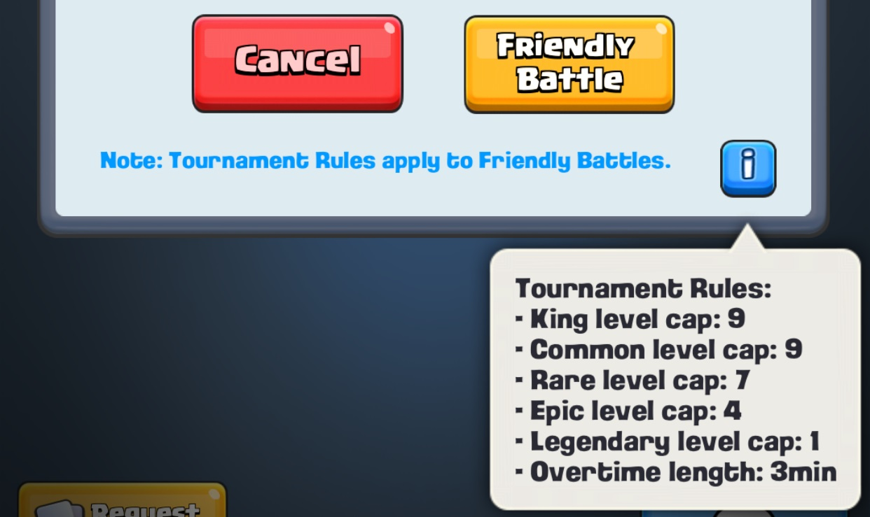 Clash Royale tournament is coming