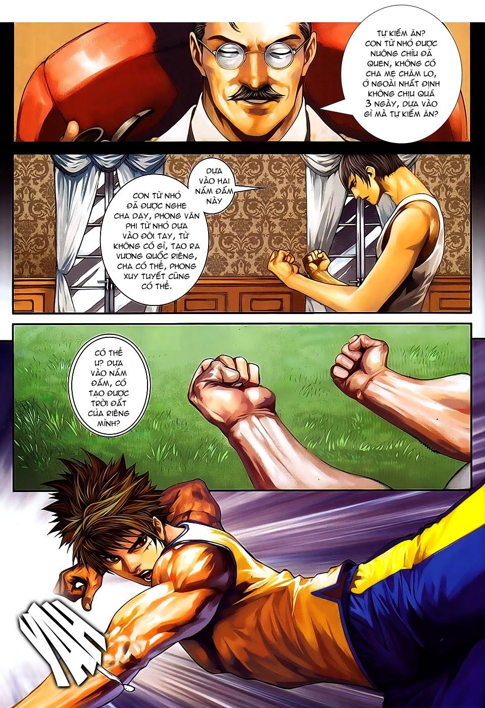 Quyền Đạo chapter 8 trang 3