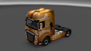 Star Wars 2 for DAF Euro 6