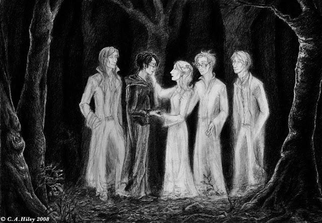 Хари Потър и завръщането на мъртвите