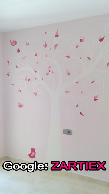 Decorar y pintar mi cuarto o mi habitacion con murales de Graffitis en Madrid 11