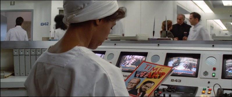 Arthur C. Clarke Stanley Kubrick 2010 cameo