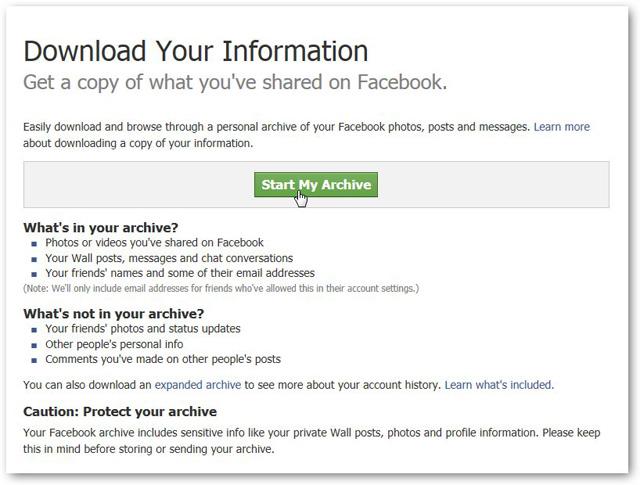 Download Informasi Chat Facebook Terhapus