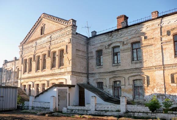 Конотоп. Залізничне училище. 1890 р.