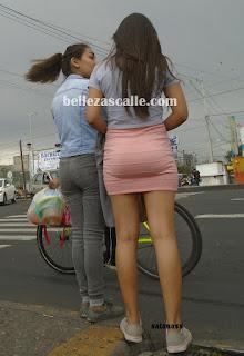 fotos chicas bellas minifalda