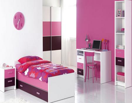 model desain tempat tidur untuk perempuan
