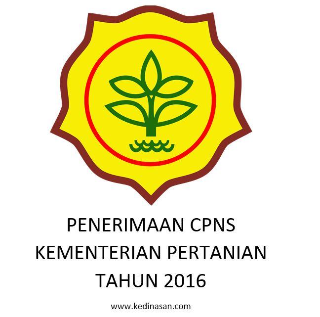 CPNS Kementerian Pertanian