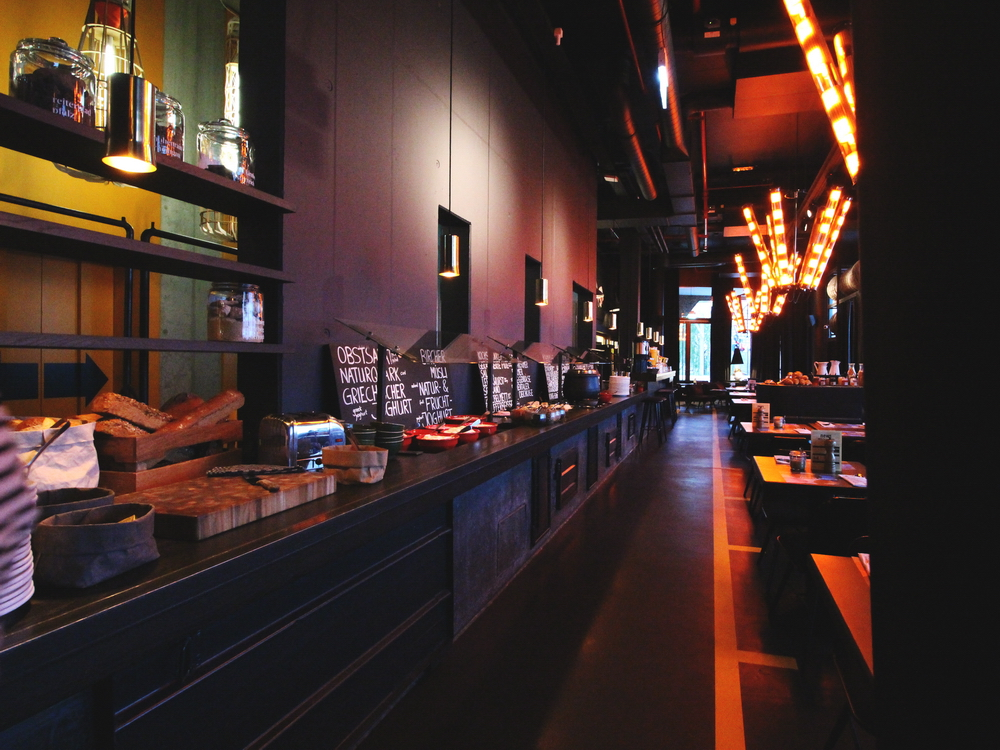 Heimat Restaurant 25hours Hafencity