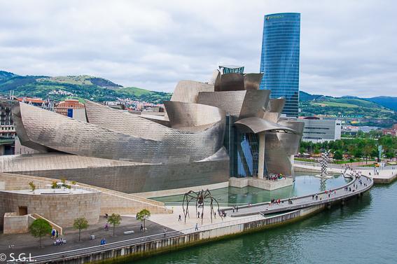 Museo Guggenheim. Bilbao por una bilbaina. Los museos