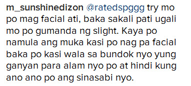 UNSTOPPABLE: Sunshine Dizon's Savage Reply To Her Basher Goes Viral!