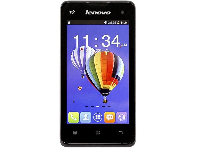 Download Firmware Lenovo A238t