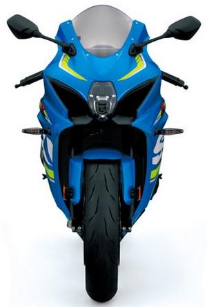 Spesifikasi Suzuki GSX-R1000