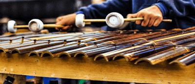 Calung Alat Musik Khas Sunda Dan Jenis - Jenis Teknik Tabuhan