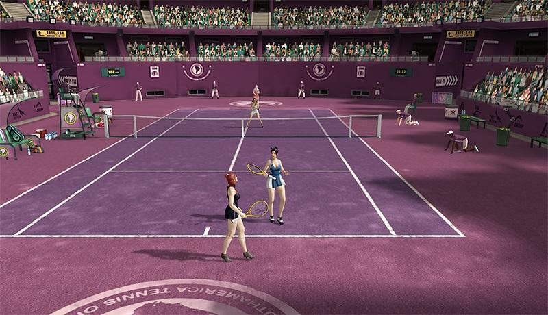افضل لعبة تنس للاندرويد والايفون حتى الان| لعبة ultimate tennis للاندرويد والايفون