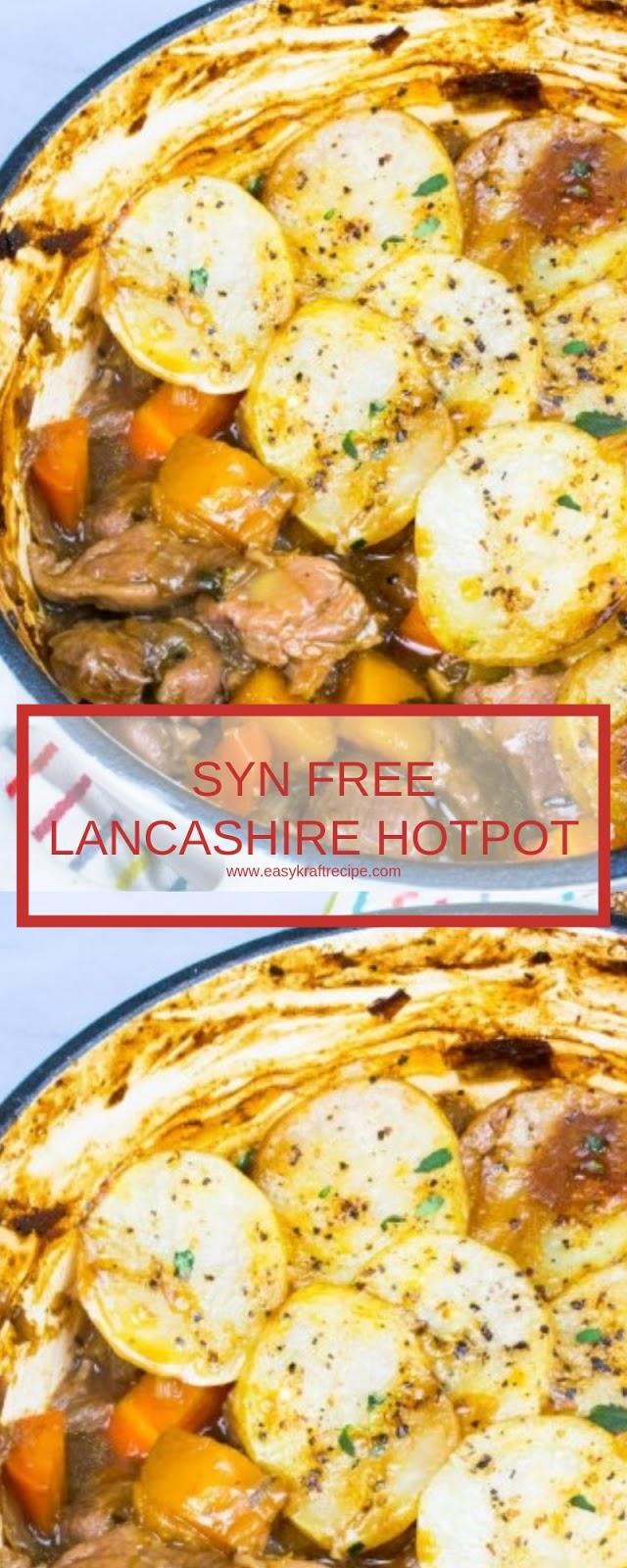 SYN FREE LANCASHIRE HOTPOT