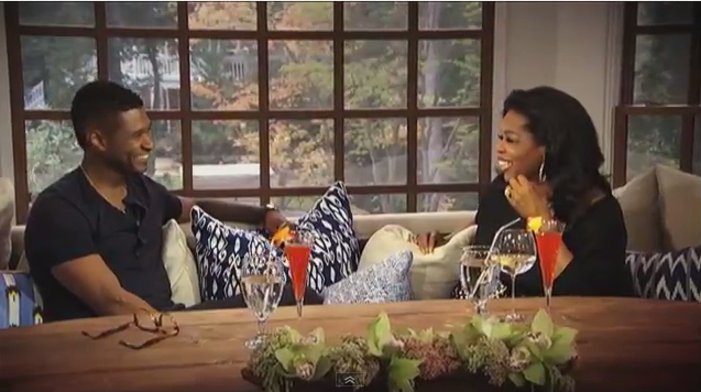 Usher Opens Up To Oprah About His Marriage To His Ex, The
