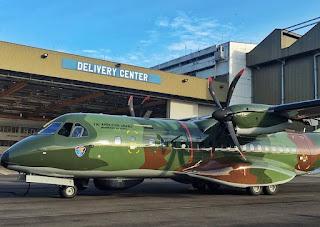 CN-295 MPA TNI AU