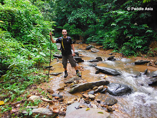 Thailand jungle hiking tours