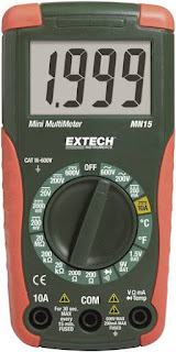 Jual Extech Multimeter Digital Mn15 Dmm Harga Murah