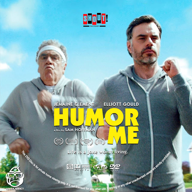Humor Me DVD Label
