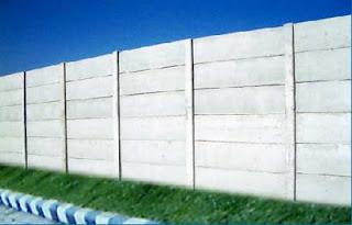 Pagar Panel Beton Precast