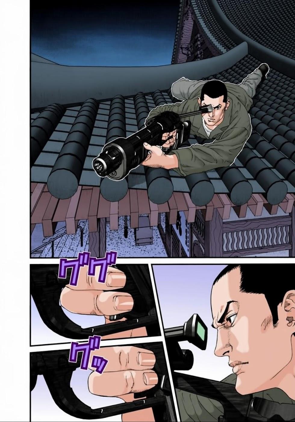 Gantz Chap 67: Phá hủy trang 2