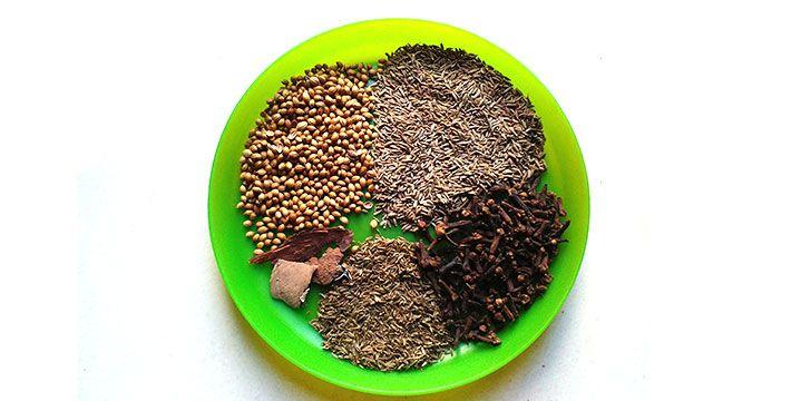 कच्चा मसाला- पाककला | Kaccha Masala - Recipe