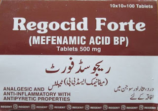 Regocid Forte for  headache