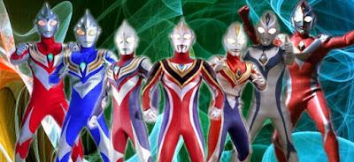 Phim Ultraman Tiga & Ultraman Dyna: Warriors of the Star of Light