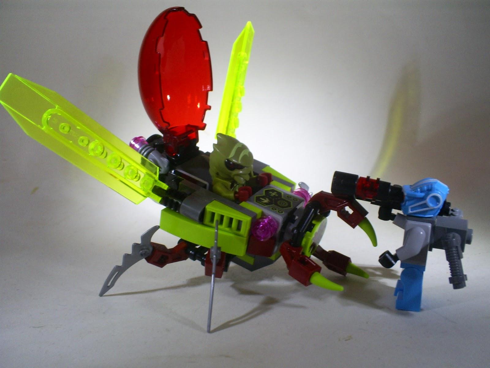 Lego Galaxy Squad Space Swarmer
