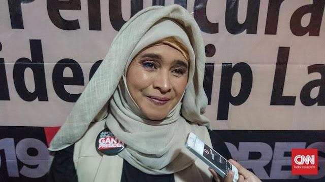 PKS Pastikan Mobil Neno Warisman Diledakkan Oleh Oknum Anti #2019GantiPresiden