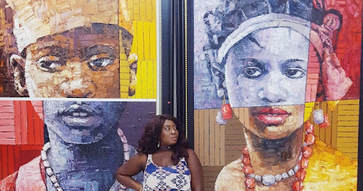 Travel Diaries: Visiting the Nike Art Gallery in Lagos, Nigeria