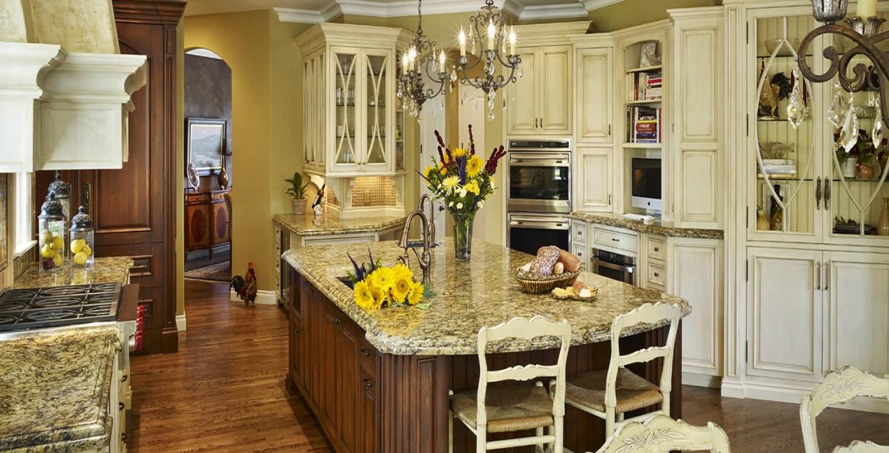Cocinas clásicas americanas: artesanía y tradición - Cocinas ...