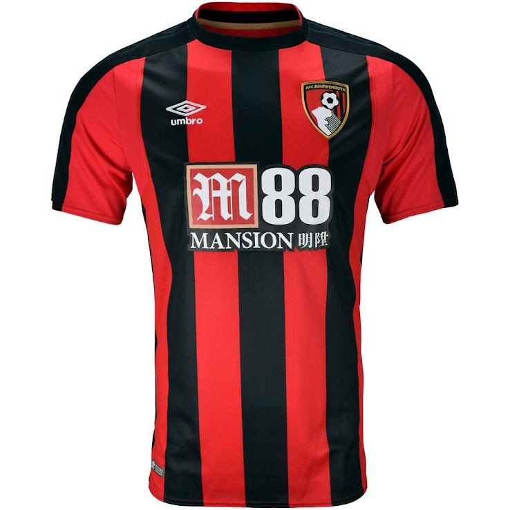 Bournemouth Home Shirt