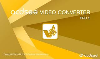 ACDSee Video Converter Pro 5.0.0.799 Full Keygen