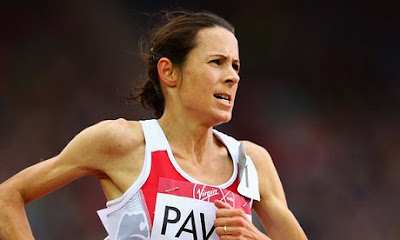 Jo Pavey Selected in GB Athletics Team for Summer Olympics 2016