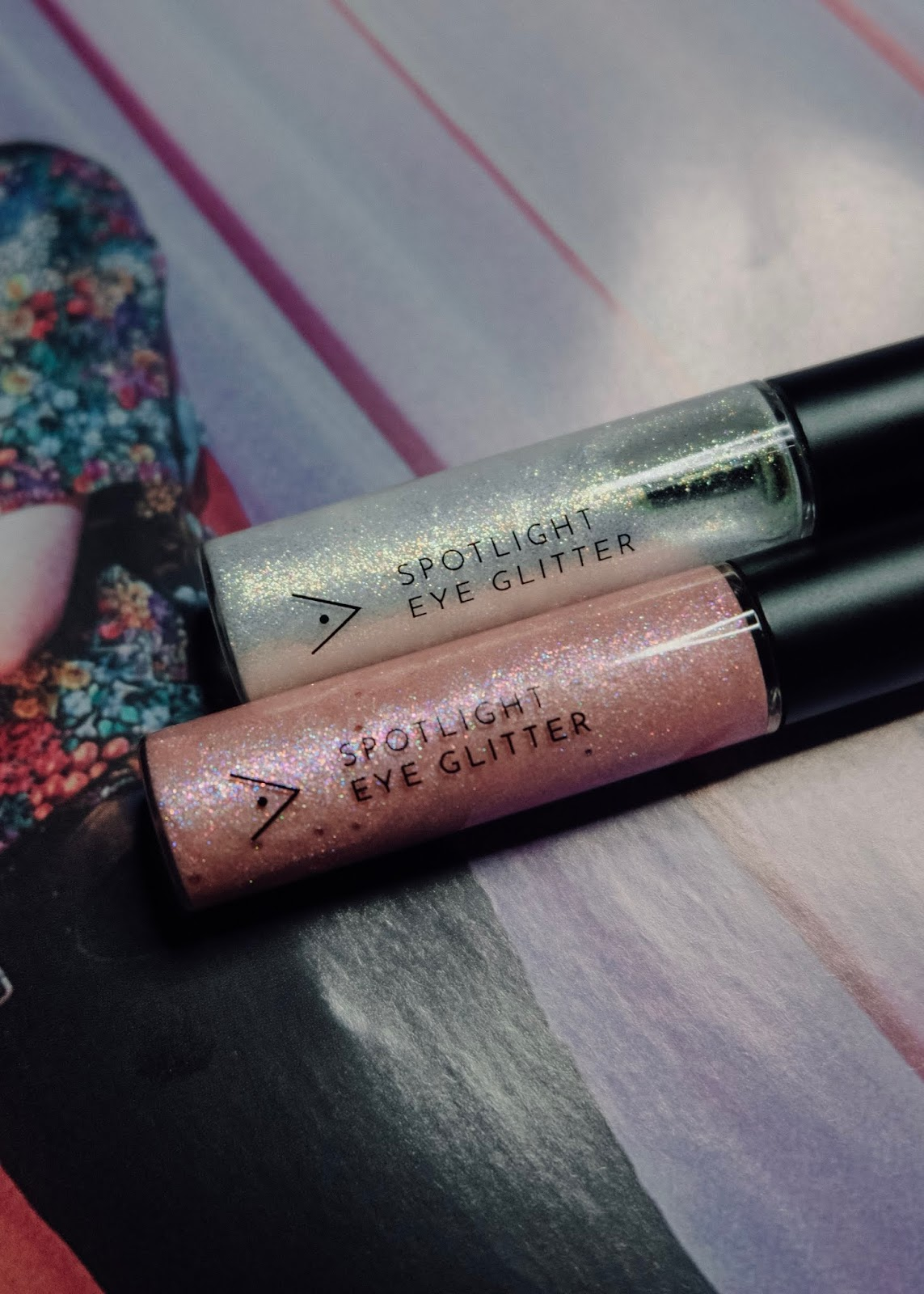 Althea Spotlight Eye Glitter Curitan Aqalili
