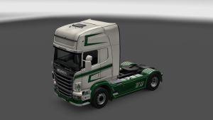 GN Transport Skin for Scania RJL
