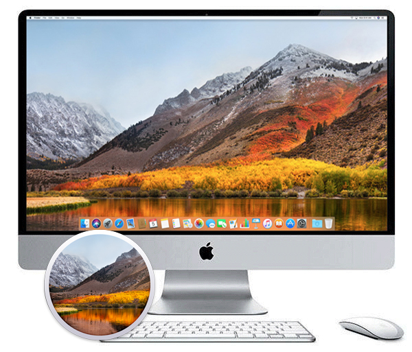 MacOS High Sierra 10 13 3 Build 17D47 operating system free download