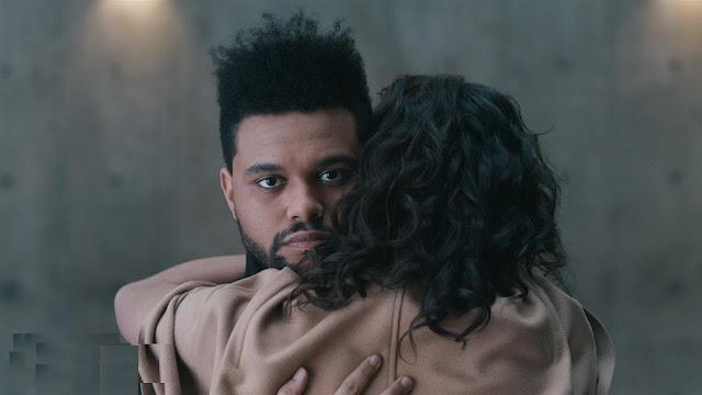 """Still from The Weeknd's Single """"Secrets"""""""