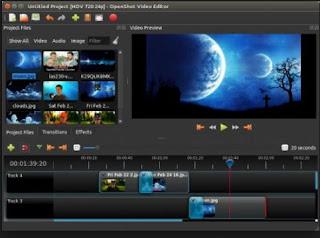 برنامج, مونتاج, وتعديل, ملفات, الفيديو, واضافة, المؤثرات, عليها, OpenShot ,Video ,Editor, اخر, اصدار