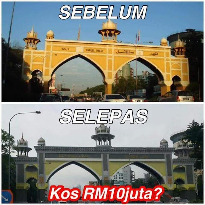 Part II : Cukai Hartanah Turun Jika BN Menang Di Selangor - Isham Jalil #NegarakuMalaysia #TolakPH