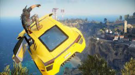 Download Just Cause 3 game for pc highly compressed