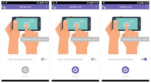 Tips Kunci Android Dengan Ketuk Layar 2 Kali