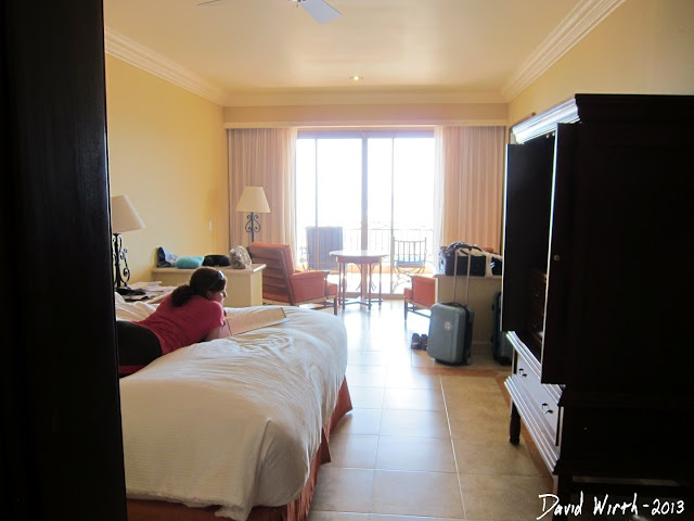 view of room, sunset hotel, cabo san lucas, mexico, resort, upgrade, honeymoon