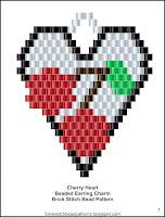 Free Brick Stitch Bead Pattern